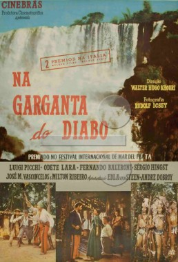 Na Garganta do Diabo (Walter Hugo Khouri 1959) - Aventura