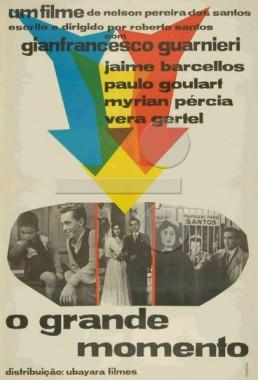 O Grande Momento (Roberto Santos 1958) - Comédia