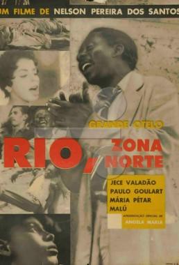 Rio, Zona Norte (Nelson Pereira dos Santos 1957) - Drama