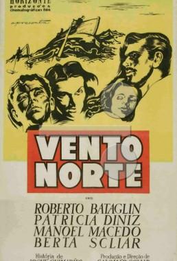 Vento Norte (Salomão Scliar 1951) - Aventura