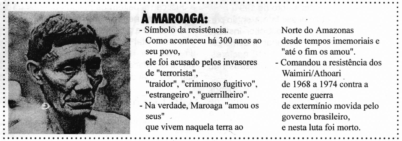 Maroaga