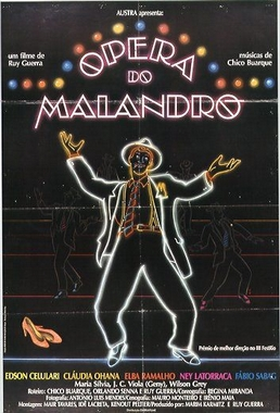 Ópera do Malandro (Ruy Guerra 1985) - Musical