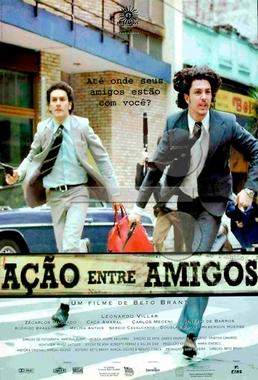 Ação Entre Amigos (Beto Brant 1998) - Policial