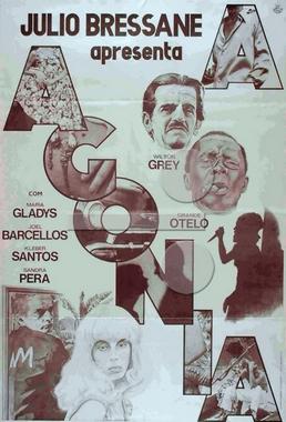 A Agonia (Julio Bressane 1978) - Drama