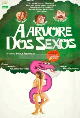 A Arvore Dos Sexos (Sílvio de Abreu 1977) - Comédia