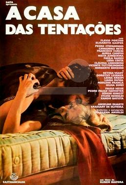 A Casa das Tentações (Rubem Biáfora 1975) - Drama