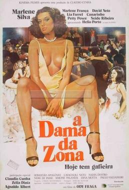 A Dama da Zona (Ody Fraga 1979) - Comédia