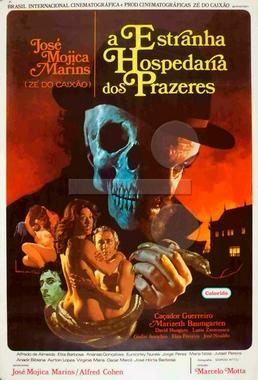 A Estranha Hospedaria dos Prazeres (José Mojica Marins 1976) - Horror