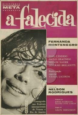 A Falecida (Leon Hirszman 1965) - Drama