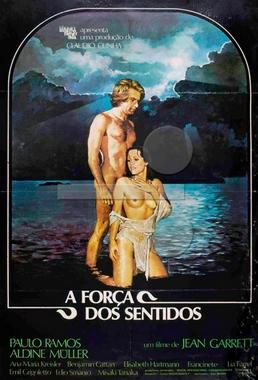 A Força dos Sentidos (Jean Garrett 1979) - Policial