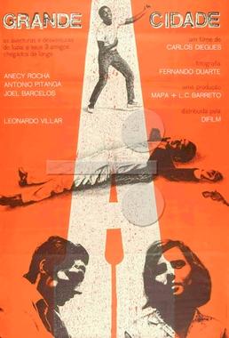 A Grande Cidade (Carlos Diegues 1965) - Policial
