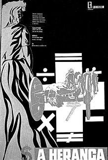 A Herança (Ozualdo Candeias 1971) - Drama