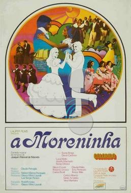 A Moreninha (Glauco Mirko Laurelli 1970) - Drama