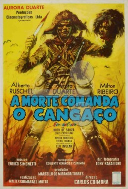 A Morte Comanda o Cangaço (Carlos Coimbra 1960) - Aventura