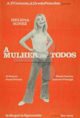 A Mulher de Todos (Rogério Sganzerla, 1969) - Comédia