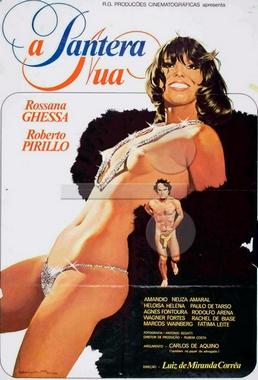 A Pantera Nua (Luiz de Miranda Corrêa 1979) - Drama