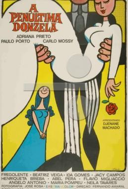 A Penúltima Donzela (Fernando Amaral 1969) - Comédia