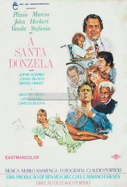 A Santa Donzela (Flávio Portho 1978) - Drama