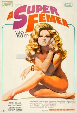 A Super Fêmea (Anibal Massaini Neto 1973) - Comédia