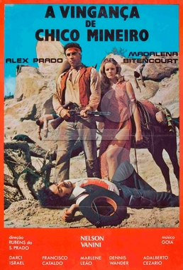 A Vingança de Chico Mineiro (Rubens Prado 1979) - Aventura