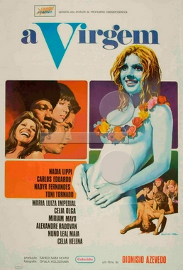 A Virgem (Dionísio Azevedo 1973) - Comédia