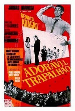 Adorável Trapalhão (J.B.Tanko 1967) - Comédia