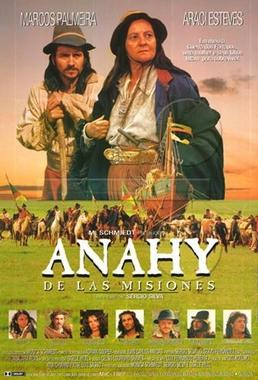 Anahy de la Misiones (Sérgio Silva 1997) - Aventura