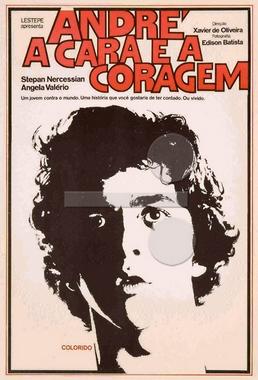 André, a Cara e a Coragem (Xavier de Oliveira 1971) - Drama