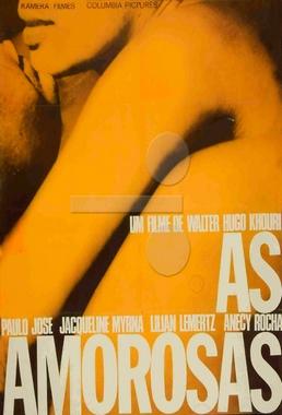 As Amorosas  (Walter Hugo Khouri 1968) - Drama