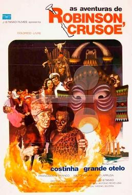 As Aventuras de Robinson Crusoé (Mozael Silveira 1978) - Infantil