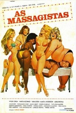 As Massagistas Profissionais (Carlo Mossy 1976) - Comédia