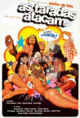 As Taradas Atacam ( Carlo Mossy 1978) - Comédia