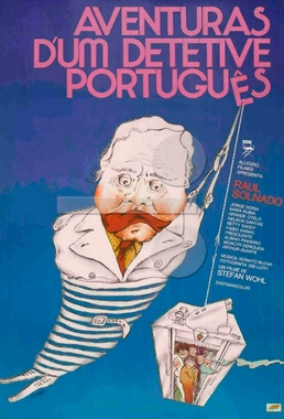 Aventuras de um Detetive Português (Stefan Wohl 1975) - Comédia