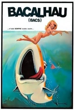 Bacalhau (Adriano Stuart 1976) - Comédia