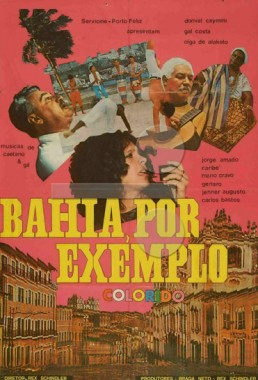 Bahia, por exemplo (Rex Schilinder 1969) - Aventura