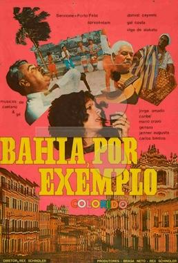 Bahia, por exemplo (Rex Schilinder 1971) - Aventura