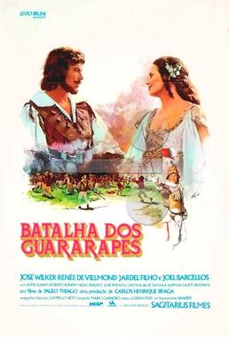 Batalha de Guararapes (Paulo Thiago 1978) - Aventura