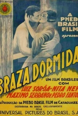 Brasa Dormida (Humberto Mauro 1928) - Drama