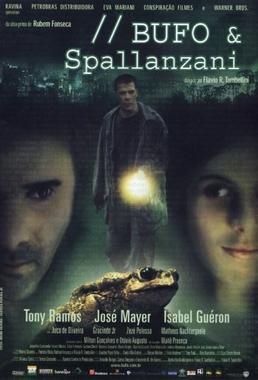 Bufo & Spallanzani (Flávio R. Tambellini 2000) - Policial