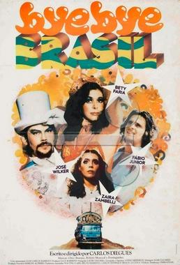 Bye Bye Brasil (Carlos Diegues 1979) - Aventura