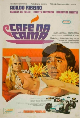 Café Na Cama (Alberto Pieralise 1973) - Comédia