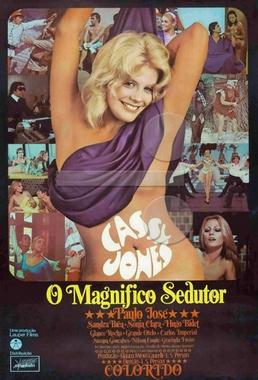 Cassy Jones, o Magnífico Sedutor (Luiz Sérgio Person 1972) - Comédia