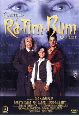 Castelo Rá-Tim-Bum - O Filme (Cao Hamburguer 1999) - Infantil