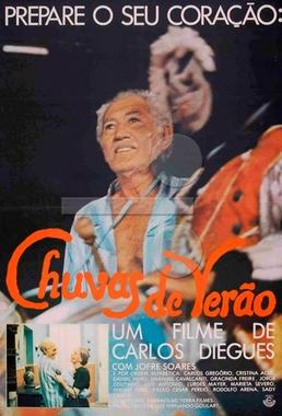 Chuvas de Verão (Carlos Diegues 1977) - Drama