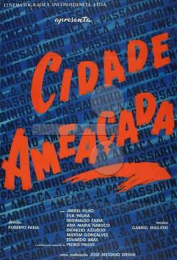 Cidade Ameaçada (Roberto Farias 1960) - Policial
