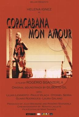 Copacabana Mon Amour (Rogério Sganzerla 1970) - Comédia