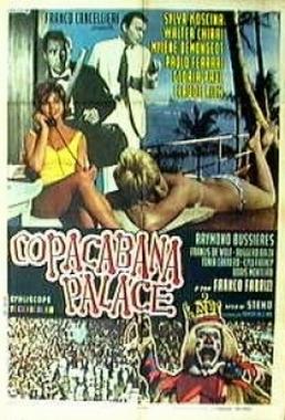 Copacabana Palace (Stefano Vanzina (Steno) 1964) - Comédia