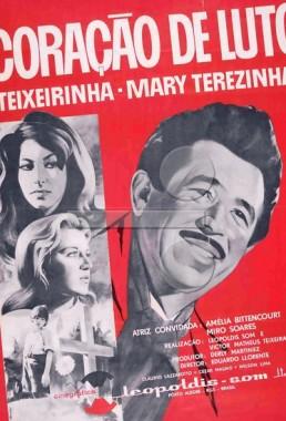 Coração de Luto (Eduardo Llorente 1967) - Drama