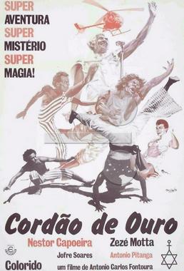 Cordão de Ouro (Antônio Carlos Fontoura 1977) - Aventura