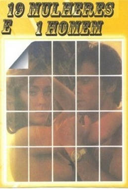 Dezenove Mulheres e um Homem (David Cardoso 1977) - Drama